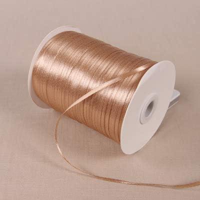 20 Yards 3mm Metallic Glitter Ribbons Christmas Packaging Gift Ribbon Wrap Decor