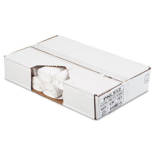 Penny Lane 512 Linear Low Density Can Liners, 33 x 39, White, 150/Carton by MOT5