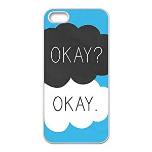 Fresh Warm dialogue Cell Phone Case for iPhone 5S
