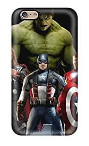 DcLKUcr309zrRoI Case Cover Protector For Iphone 6 Avengers Case