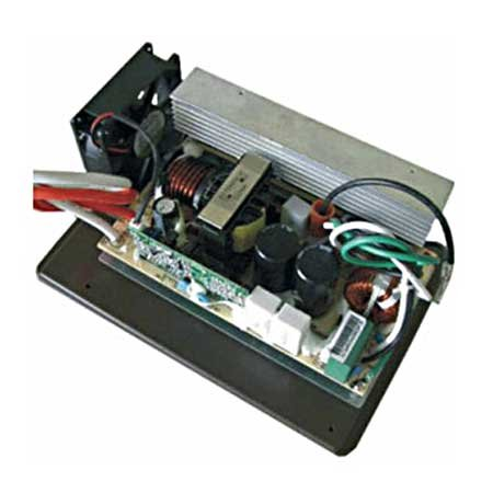 WFCO/ Arterra WF-8965-MBA RV Trailer Camper Electrical Main Board Assembly 65A by WFCO/ Arterra (Image #2)