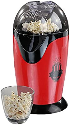 Palomitera Palomitero Maquina de hacer Palomitas Pop Corn naturales por aire Sin Aceite 6065: Amazon.es: Alimentación y bebidas