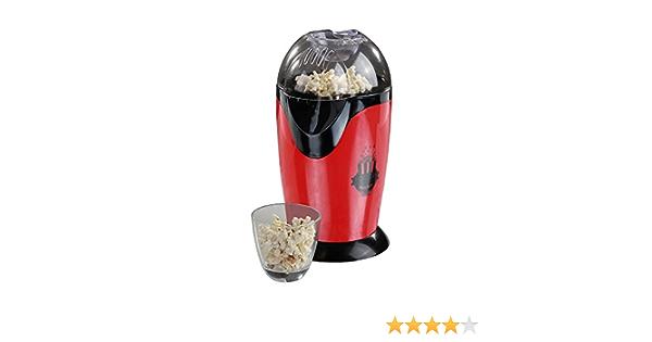 Palomitera Palomitero Maquina de hacer Palomitas Pop Corn naturales por aire