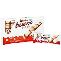 Kinder Bueno White Chocolate 4 Pack 156G