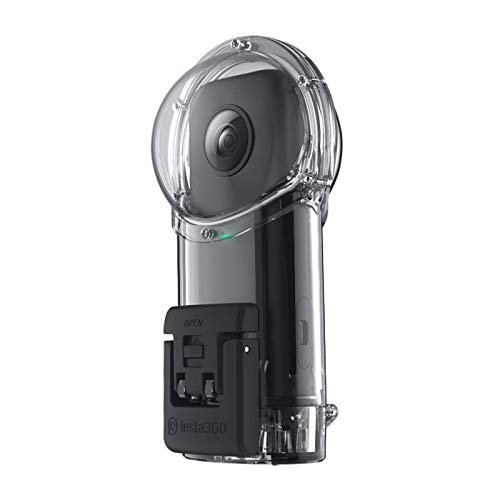 XIAOMIN 30m Waterproof Depth Diving Case for Insta360 ONE X Premium Material by XIAOMIN