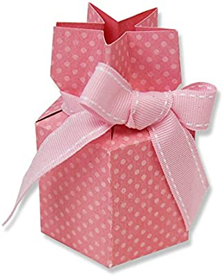 Sizzix Bigz - Troquel, Caja de regalo, multicolor, L, Surtido ...