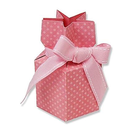 Sizzix Bigz - Troquel, Caja de regalo, multicolor, L, Surtido: Colores