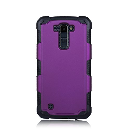 LG K10 Case, Premier LTE Case, XRPow Dua - Double Frosted Slides Shopping Results
