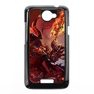 HTC One X phone case Black League of Legends Jarvan¢ô DDD5304001
