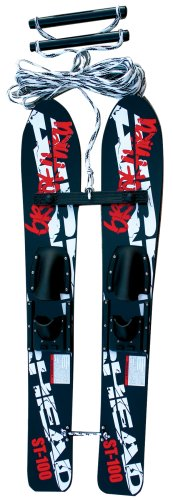 Airhead AHST-100 BREAKTHROUGH Widebody Trainer Skis by Airhead