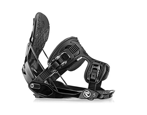 Flow Five 2014 Exo-Fit Snowboard Bindung Größe L Schwarz