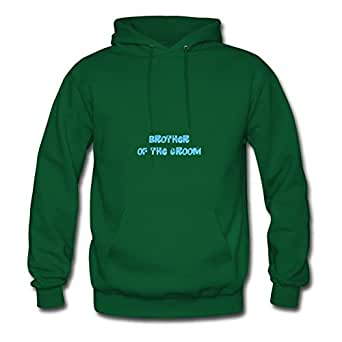 Brother Of The Groom Green Designed Custom Women X-large