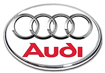Genuine Audi ZAW092702B Trailer Hitch Cover