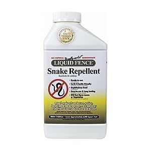 Liquid Fence 162 Concentrate Snake Repellent, 1-Quart