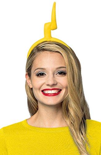 Faerynicethings Adult Size Teletubbies Headbands - Laa-Laa -