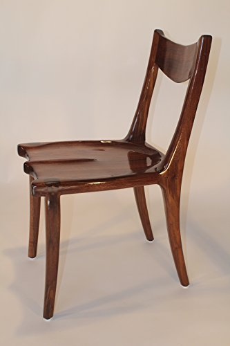 Dining Chair in Walnut