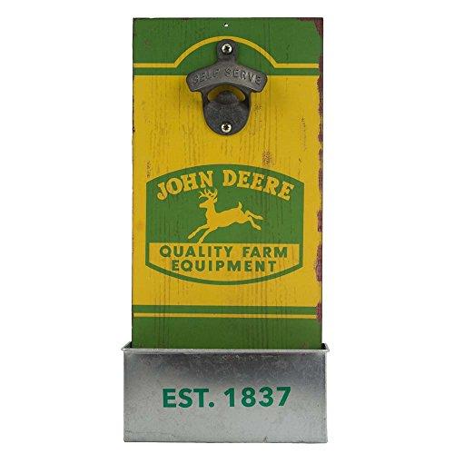 John Deere Bottle Opener