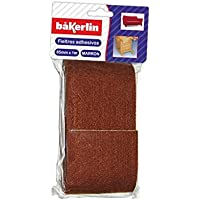 Bakerlin - Fieltro adhesivo pieza 1mt. M.