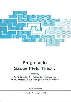 Progress in Gauge Field Theory (Nato Science Series B: (Closed))