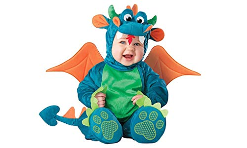 Small Infant - Dinky Dragon - 3 Sizes - Halloween -