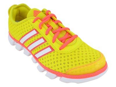 New Adidas Liquid 2 Yellow/Red Ladies 6.5