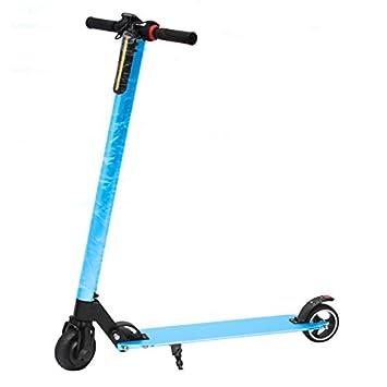 Homgrace patinete eléctrico plegable, Scooter eléctrico con ...