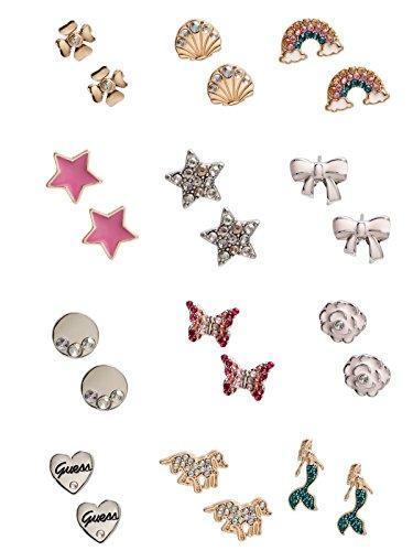 GUESS Factory Mermaid Stud Earrings (Guess Set Earrings)