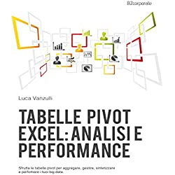 Pivot Tables in Excel: business analysis and performance: Business Analysis and Performance