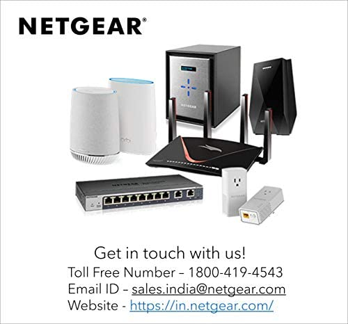 NETGEAR Orbi Ultra-Performance Whole Home Mesh WiFi Satellite Extender - works together with your Orbi Router so as to add 2,500 sq. ft at speeds as much as 3 Gbps, AC3000 (RBS50)