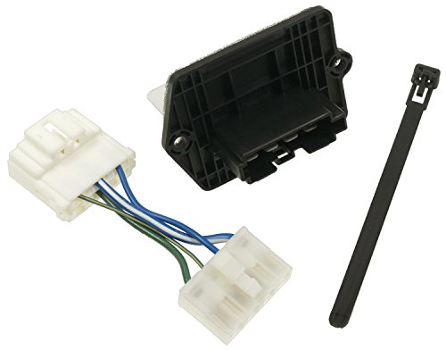 UPC 707773138847, ACDelco 15-50672 Professional Heating and Air Conditioning Blower Motor Resistor