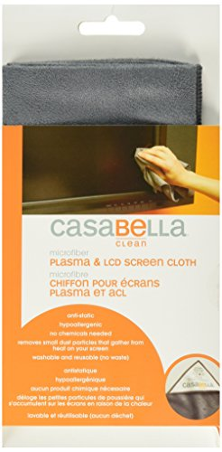 Casabella Microfiber Plasma and Lcd Screen Cloth
