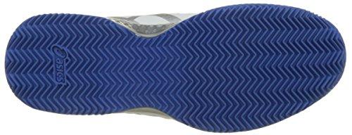 Blu Blau Clay Scuro Gel Rosa Weiß Damen Tennisschuhe Silber Challenger 11 Asics qOFwUg0