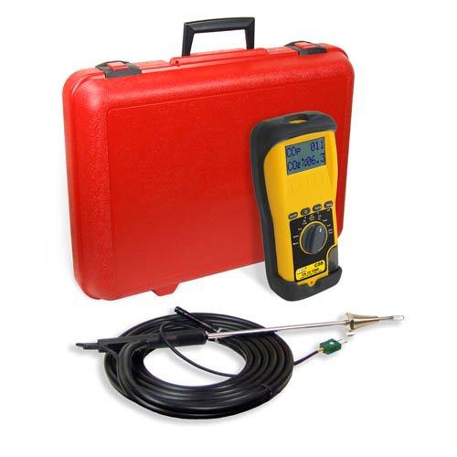UEi Test Instruments C85 EOS Combustion Analyzer ()
