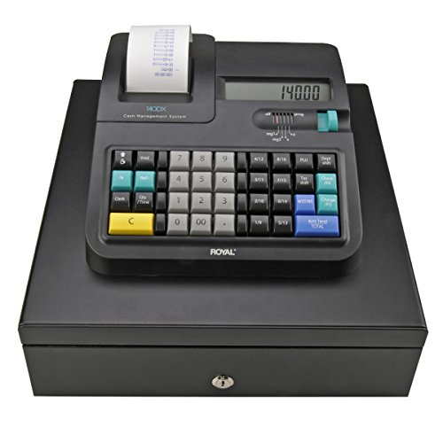 ROY29475X 140DX Cash Register (Easy Cash Register)