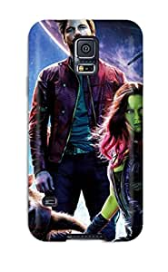 High Impact Dirt/shock Proof Case Cover For Galaxy S5 (2014 Guardians Of The Galaxy)