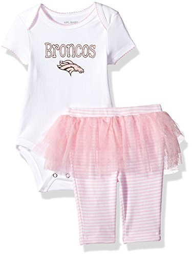 OuterStuff NFL Infant and Toddler Girls Dress /& Legging Set Indianapolis Colts
