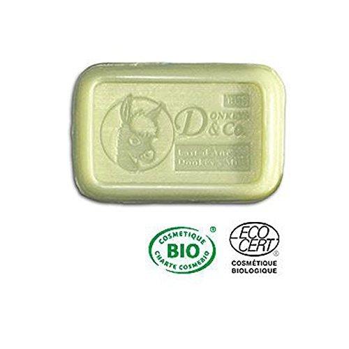 Savon bio 25g verveine - karité (au lait d'ânesse) Donkeys & Co 3760203770267shpgf