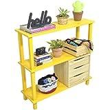 Estante Aparador Twist Amarelo!