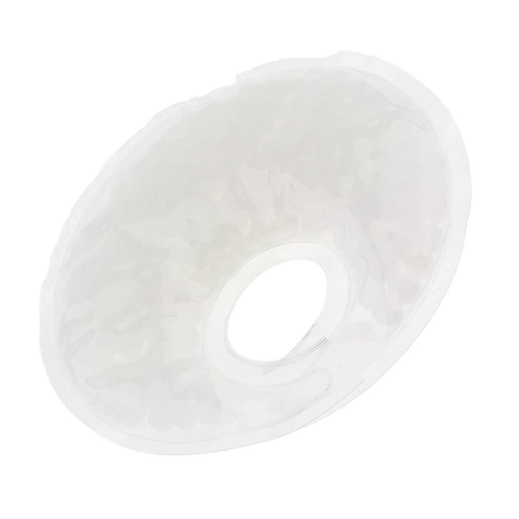 Thermoperlen K/älte W/ärmetherapie 12x12cm Still Pads IPOTCH Brustpflege Baby Stillen Brust Brustpflege Thermopads Lila