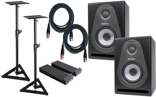 (Samson Resolv SE5 Studio Monitor Pair with Complete)