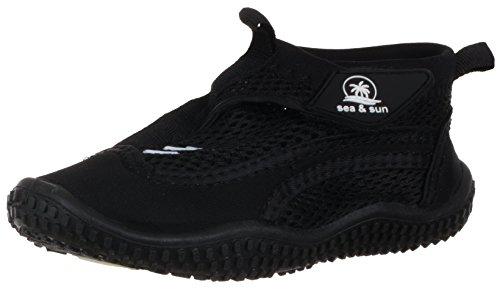 Chaussures Activités Pour Noir Nautiques Spécial Brandsseller Fille FxqCwHxd6
