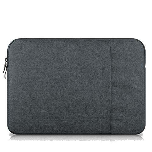 14 Inch Laptop Sleeve Bag Case For Dell Lenovo Asus Acer HP Computer 11 13 15 13.3 Laptop Sleeve 15.6 Laptophoes Sleeve Case Bag Dark Gray 15.6