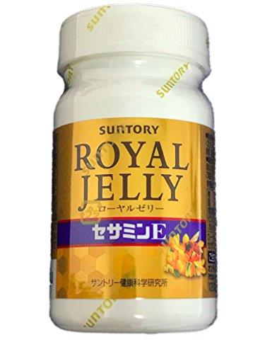 Suntory Royal Jelly + Sesamin E120 Tablets 30 Days×3bottles by suntory (Image #3)