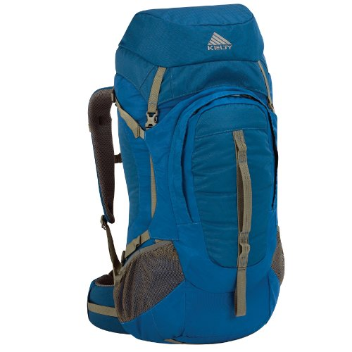 Kelty Pawnee 55 Internal Frame Backpack (Cobalt, Medium/Large -17.5 – 21 Torso), Outdoor Stuffs