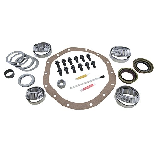(Yukon Gear & Axle (YK GM9.5-A) Master Overhaul Kit for GM 9.5 Semi-Float Differential)
