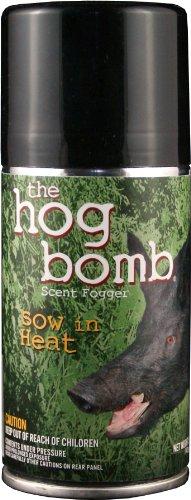 Buck Hog Bomb Sow in Estrus