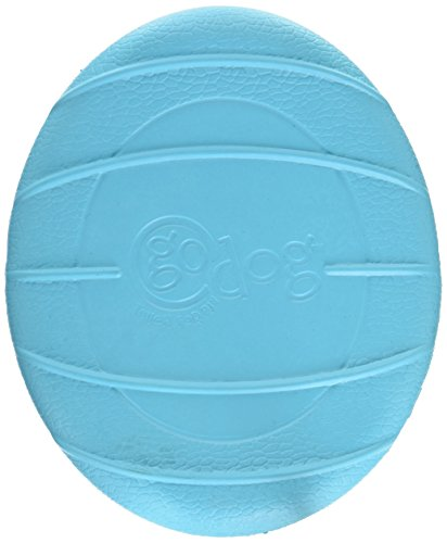 goDog Rhino Play Flip Toy, Large, Teal