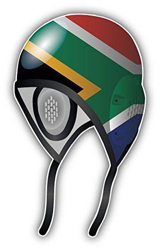 Amazon.com: South Africa Flag Water Polo Cap Home Decal ...
