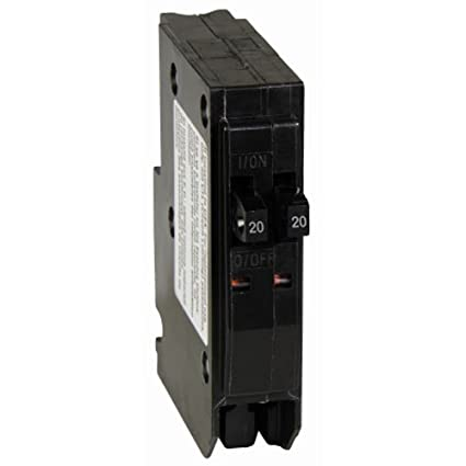Pleasant Square D By Schneider Electric Qo2020Cp Qo 2 20 Amp Single Pole Wiring Cloud Hisonuggs Outletorg