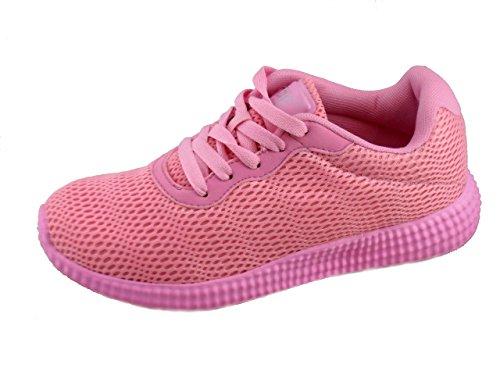 Rebelde - Jogging Futute para mujeres Rosa